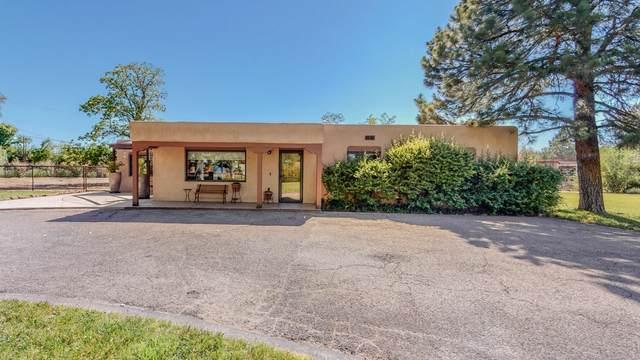 800 Guadalupe Circle NW, Albuquerque, NM 87114 (MLS #994541) :: Sandi Pressley Team