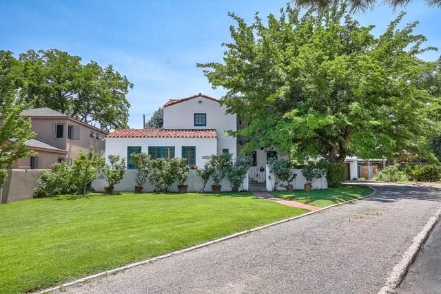 1618 Los Alamos Avenue SW, Albuquerque, NM 87104 (MLS #994561) :: Campbell & Campbell Real Estate Services