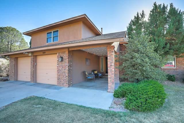 7009 Cherry Blossom Lane NE, Albuquerque, NM 87111 (MLS #994566) :: Sandi Pressley Team