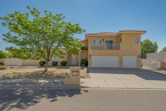 3912 Bay Hill Loop SE, Rio Rancho, NM 87124 (MLS #994572) :: Campbell & Campbell Real Estate Services