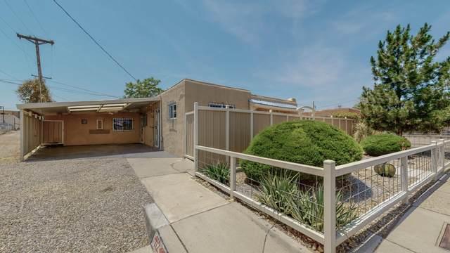 412 Griegos Road NW, Albuquerque, NM 87107 (MLS #994577) :: Keller Williams Realty