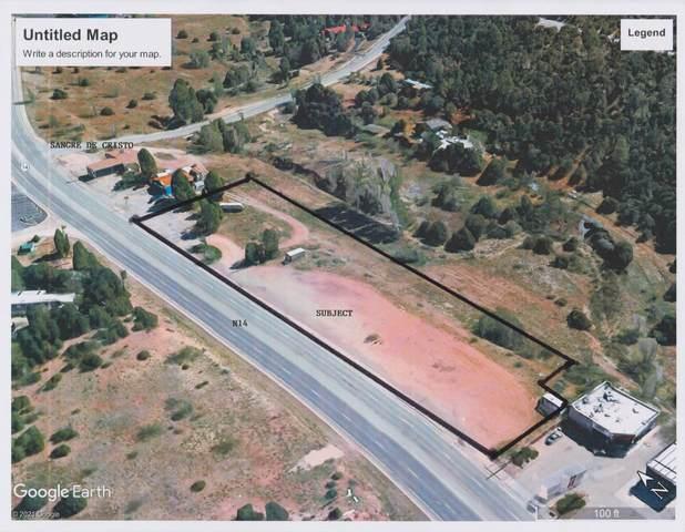 12138 N State Highway 14, Cedar Crest, NM 87008 (MLS #994585) :: Keller Williams Realty