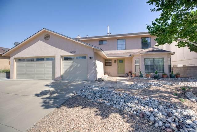 11708 San Victorio Avenue NE, Albuquerque, NM 87111 (MLS #994589) :: Sandi Pressley Team