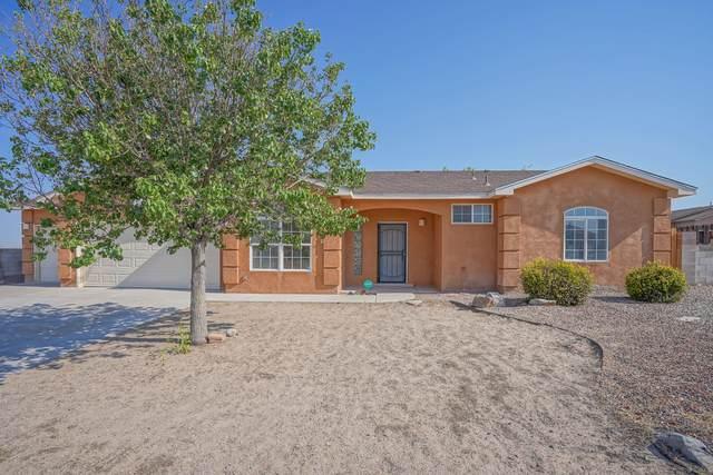 1 Royal Road, Los Lunas, NM 87031 (MLS #994595) :: Sandi Pressley Team