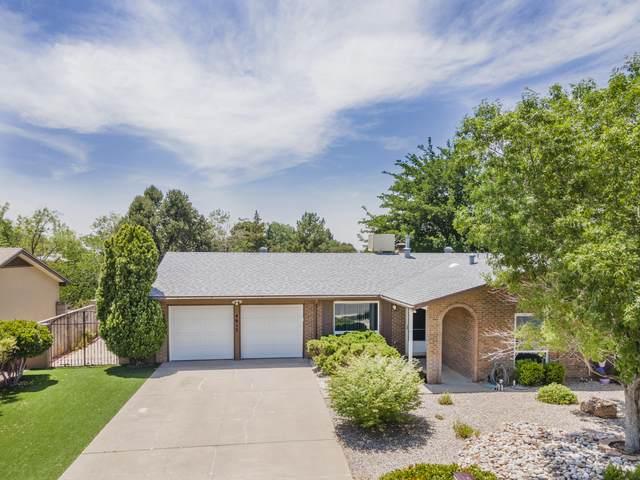 4615 Brookwood Street NE, Albuquerque, NM 87109 (MLS #994598) :: Sandi Pressley Team
