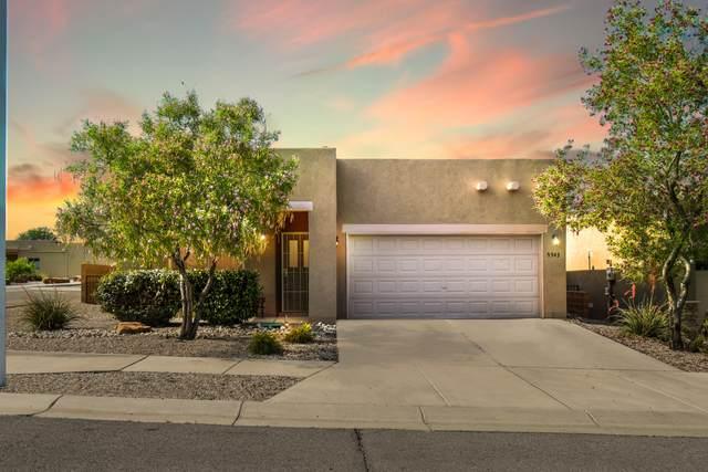 5543 Costa Uerde Road NW, Albuquerque, NM 87120 (MLS #994599) :: Sandi Pressley Team