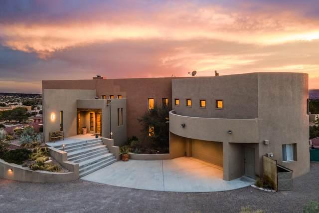 1 Cielo Grande Drive, Placitas, NM 87043 (MLS #994603) :: Keller Williams Realty