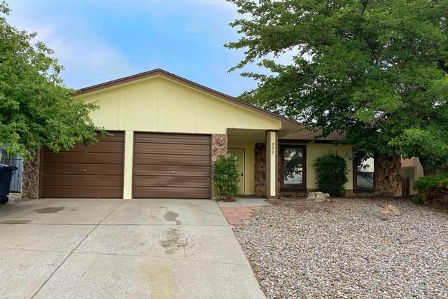 820 Pawnee Street NE, Albuquerque, NM 87123 (MLS #994604) :: Sandi Pressley Team