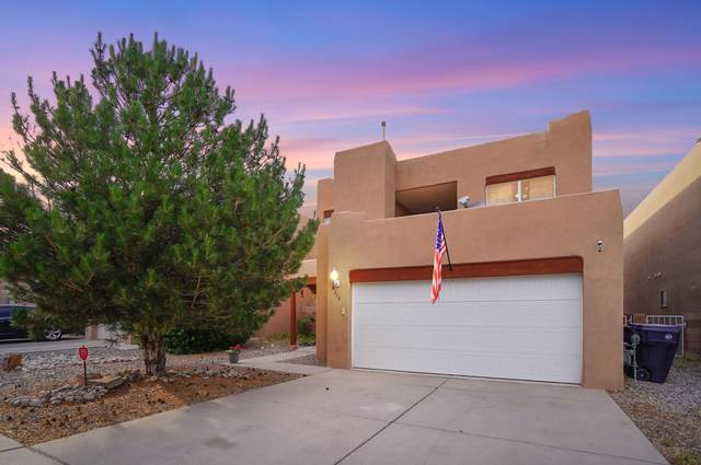 6415 Tierra Prieta Avenue NW, Albuquerque, NM 87120 (MLS #994615) :: Keller Williams Realty