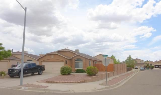 6976 Angela Dr. NE, Rio Rancho, NM 87144 (MLS #994631) :: Keller Williams Realty