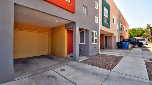 4212 Vida Verde Lane NE, Albuquerque, NM 87109 (MLS #994634) :: Sandi Pressley Team