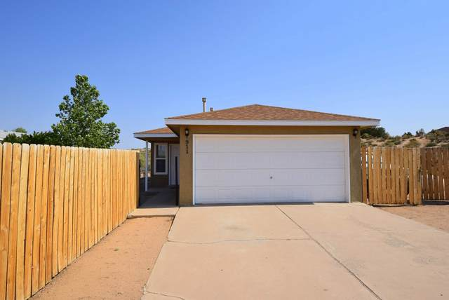 911 11TH Avenue NW, Rio Rancho, NM 87144 (MLS #994636) :: Campbell & Campbell Real Estate Services