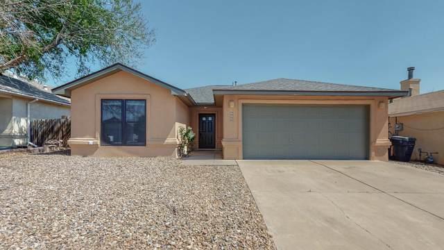 7209 Way Cross Avenue NW, Albuquerque, NM 87120 (MLS #994644) :: Keller Williams Realty