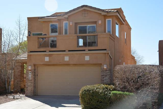 6105 Goldfield Place NE, Albuquerque, NM 87111 (MLS #994653) :: Campbell & Campbell Real Estate Services