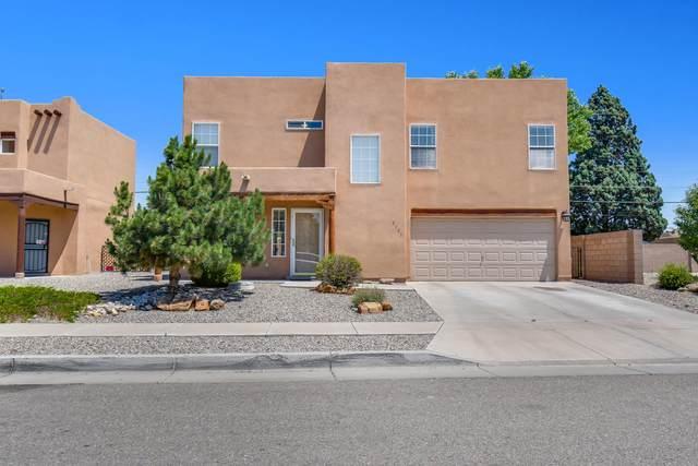 2505 Sarita Avenue NW, Albuquerque, NM 87104 (MLS #994657) :: Keller Williams Realty