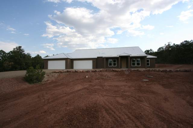 62 N Express Boulevard, Sandia Park, NM 87047 (MLS #994661) :: Campbell & Campbell Real Estate Services