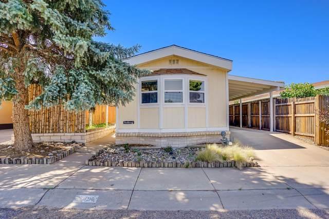 5104 Stream Court NE, Albuquerque, NM 87113 (MLS #994662) :: Keller Williams Realty