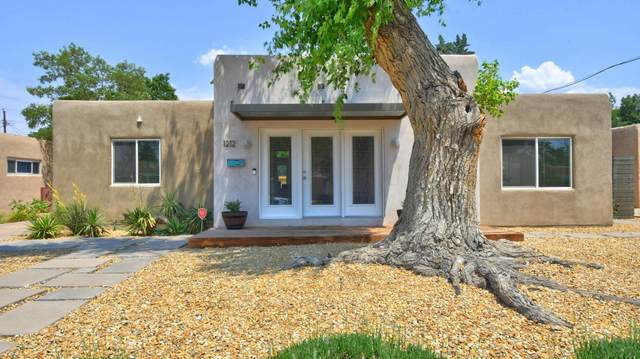 1212 Calle Del Sol NE, Albuquerque, NM 87106 (MLS #994666) :: Campbell & Campbell Real Estate Services