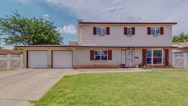 10521 Toltec Road NE, Albuquerque, NM 87111 (MLS #994673) :: Campbell & Campbell Real Estate Services