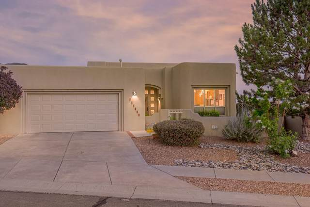 13232 Morning Mist Avenue NE, Albuquerque, NM 87111 (MLS #994686) :: Campbell & Campbell Real Estate Services