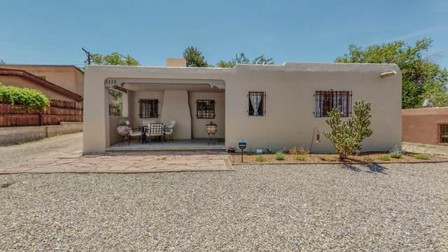1112 Roma Avenue NE, Albuquerque, NM 87106 (MLS #994690) :: Keller Williams Realty
