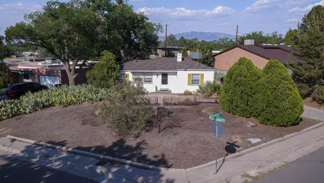 612 Richmond Drive SE, Albuquerque, NM 87106 (MLS #994694) :: Keller Williams Realty