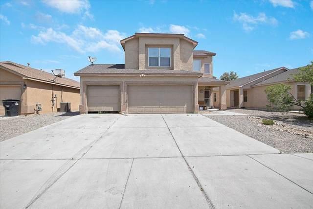 29 Avenida Jardin, Los Lunas, NM 87031 (MLS #994702) :: Campbell & Campbell Real Estate Services