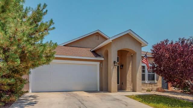 1377 Reynosa Loop SE, Rio Rancho, NM 87124 (MLS #994705) :: Campbell & Campbell Real Estate Services