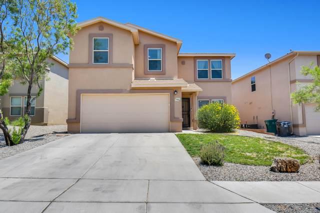 1302 Aspen Meadows Drive NE, Rio Rancho, NM 87144 (MLS #994723) :: Campbell & Campbell Real Estate Services