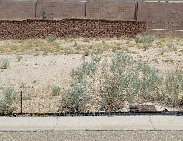 13627 Covered Wagon Avenue SE, Albuquerque, NM 87123 (MLS #994725) :: Keller Williams Realty
