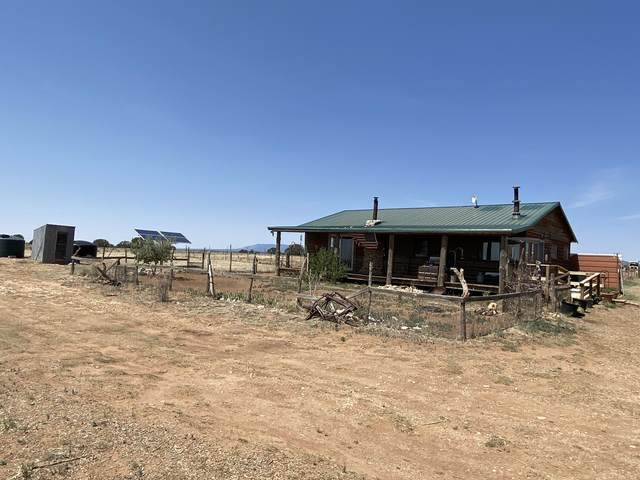 550 Peacock Road, McIntosh, NM 87032 (MLS #994729) :: Campbell & Campbell Real Estate Services