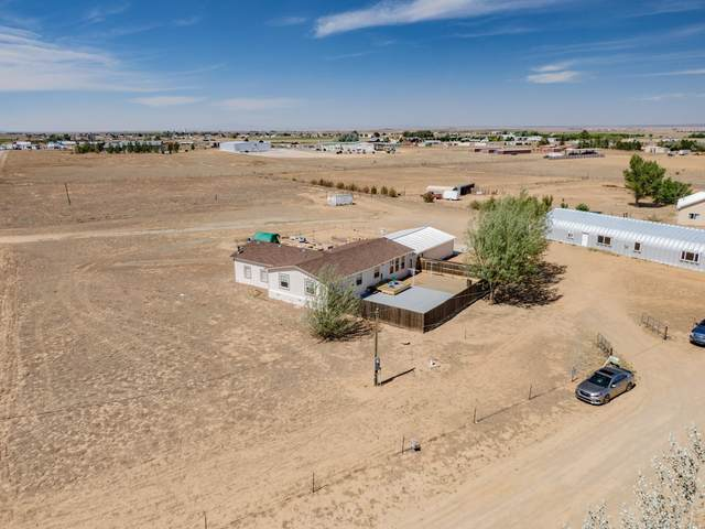 4 Britton Road, Moriarty, NM 87035 (MLS #994737) :: Campbell & Campbell Real Estate Services
