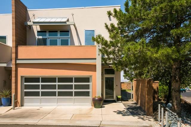 4439 Prairie Loft Way NE, Albuquerque, NM 87111 (MLS #994744) :: Campbell & Campbell Real Estate Services