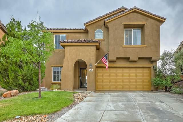 345 Loma Linda Loop NE, Rio Rancho, NM 87124 (MLS #994751) :: Keller Williams Realty