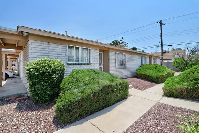 8416 Hilton Avenue NE 8A, Albuquerque, NM 87111 (MLS #994753) :: Campbell & Campbell Real Estate Services