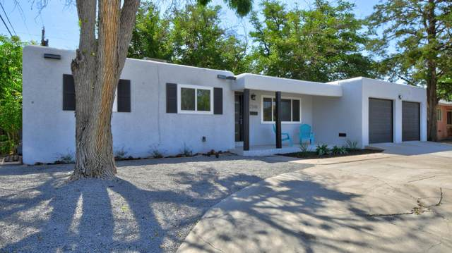 2100 Erbbe Street NE, Albuquerque, NM 87112 (MLS #994759) :: Campbell & Campbell Real Estate Services