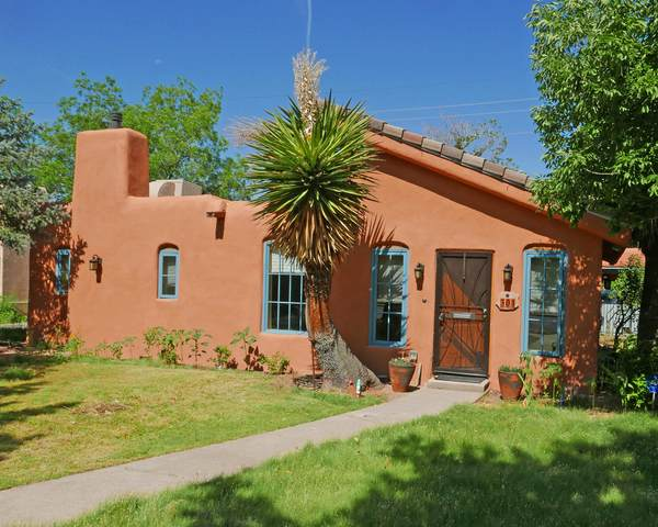 301 14th Street SW, Albuquerque, NM 87104 (MLS #994760) :: Campbell & Campbell Real Estate Services
