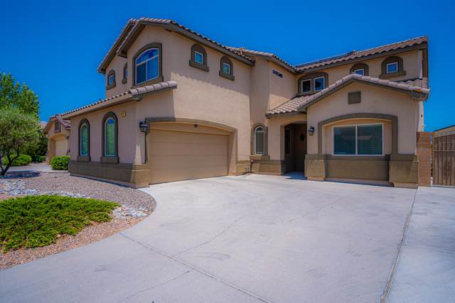 6820 Mete Sol Drive NW, Albuquerque, NM 87120 (MLS #994762) :: Campbell & Campbell Real Estate Services