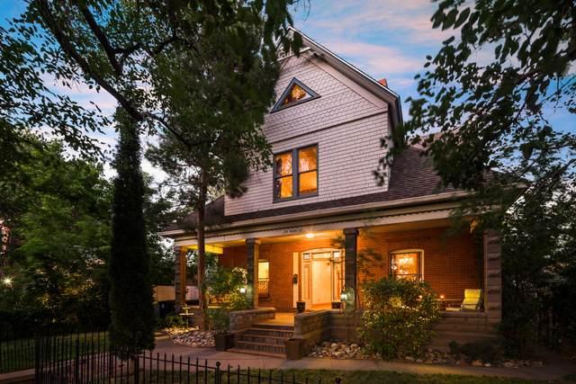 218 Walter Street SE, Albuquerque, NM 87102 (MLS #994778) :: Berkshire Hathaway HomeServices Santa Fe Real Estate