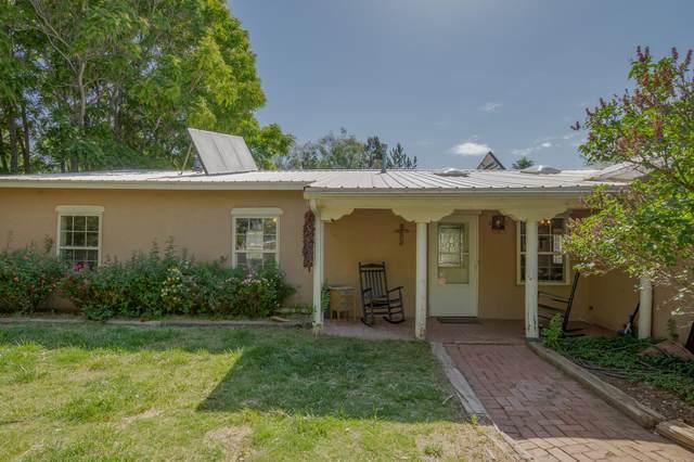 412 Vallejos Road NE, Los Lunas, NM 87031 (MLS #994785) :: Sandi Pressley Team