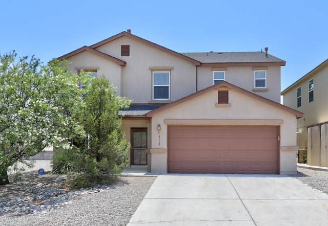 6112 Crownpoint Drive NE, Rio Rancho, NM 87144 (MLS #994799) :: Keller Williams Realty