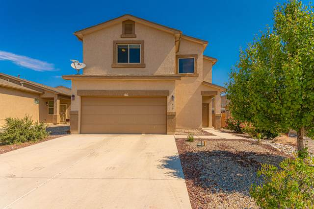 1414 Blue Sky Loop NE, Rio Rancho, NM 87144 (MLS #994800) :: Keller Williams Realty