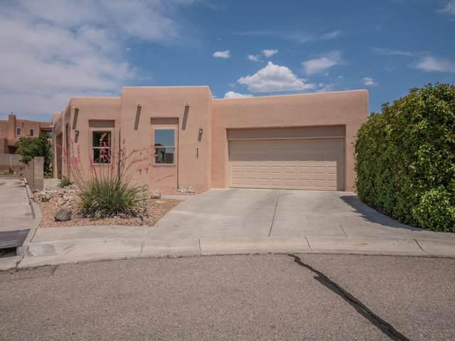 8427 Rising Star Place NE, Albuquerque, NM 87122 (MLS #994801) :: Keller Williams Realty