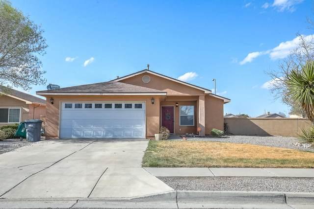 917 Somerset Meadows Drive NE, Rio Rancho, NM 87144 (MLS #994810) :: Keller Williams Realty