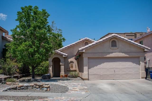 4419 Barrett Avenue NW, Albuquerque, NM 87114 (MLS #994811) :: Keller Williams Realty
