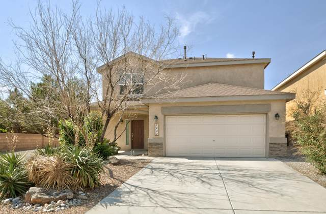 7900 Sierra Altos Place NW, Albuquerque, NM 87114 (MLS #994827) :: Keller Williams Realty