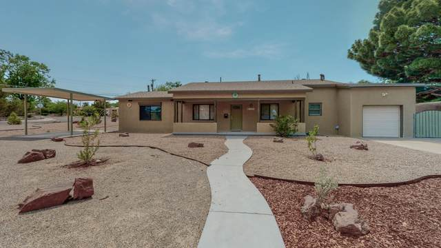 1405 Princeton Drive NE, Albuquerque, NM 87106 (MLS #994843) :: Keller Williams Realty