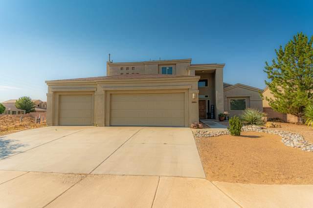 2601 Crimson Clover Street SW, Los Lunas, NM 87031 (MLS #994845) :: Keller Williams Realty
