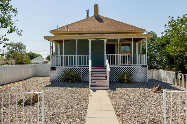 505 High Street SE, Albuquerque, NM 87102 (MLS #994863) :: Berkshire Hathaway HomeServices Santa Fe Real Estate