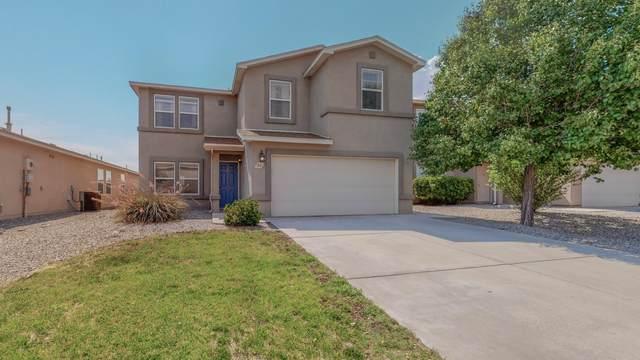 3713 Havasu Falls Street NE, Rio Rancho, NM 87144 (MLS #994902) :: Berkshire Hathaway HomeServices Santa Fe Real Estate